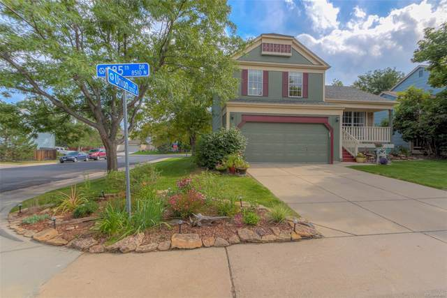 12008 W 85th Drive, Arvada, CO 80005 (#6453199) :: The DeGrood Team