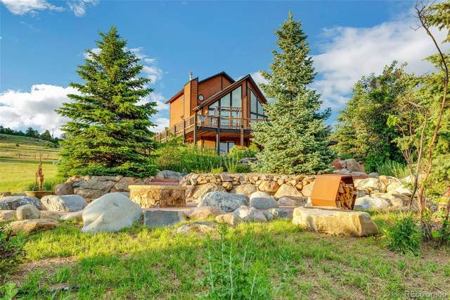 4369 Cameyo Road, Indian Hills, CO 80454 (#6453608) :: Venterra Real Estate LLC