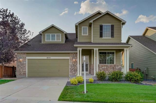16555 E Prairie Wind Avenue, Parker, CO 80134 (MLS #6454733) :: 8z Real Estate