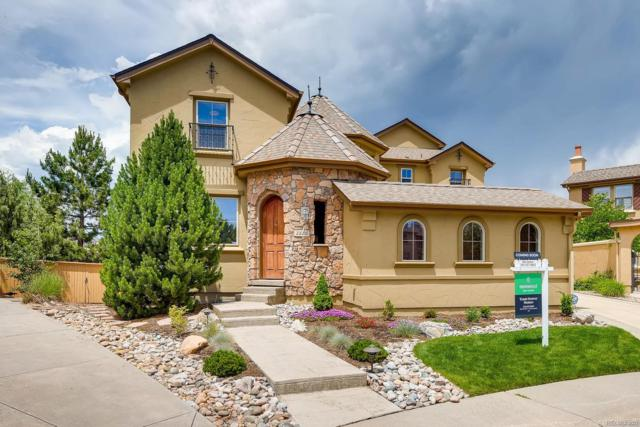2820 Stonington Court, Highlands Ranch, CO 80126 (#6455060) :: The HomeSmiths Team - Keller Williams