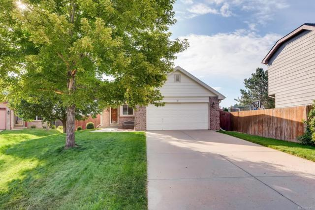 18939 E Linvale Place, Aurora, CO 80013 (#6455222) :: The Galo Garrido Group