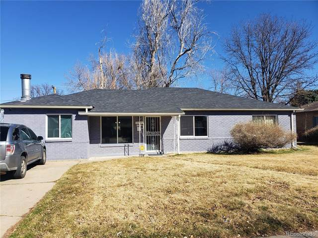 1156 Troy Street, Aurora, CO 80011 (#6455405) :: Venterra Real Estate LLC