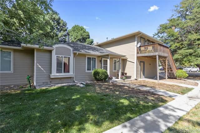 7887 York Street #2, Denver, CO 80229 (MLS #6455773) :: 8z Real Estate