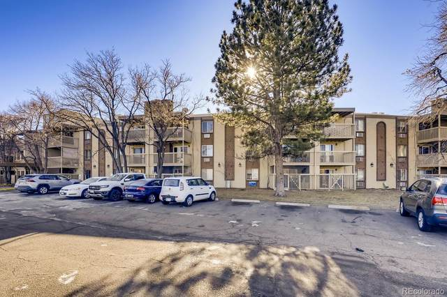 1304 S Parker Road #247, Denver, CO 80231 (MLS #6456229) :: Neuhaus Real Estate, Inc.