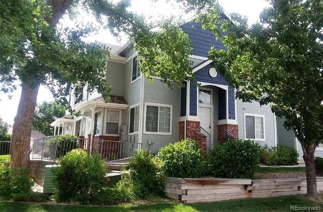 12951 Lafayette Street H, Thornton, CO 80241 (#6457643) :: The Griffith Home Team