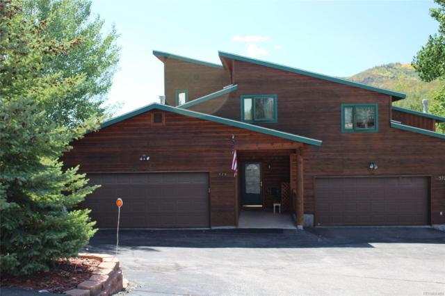 574 Tamarack Drive, Steamboat Springs, CO 80487 (#6457700) :: The DeGrood Team
