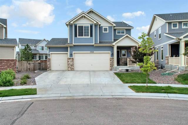 17936 E 107th Way, Commerce City, CO 80022 (#6457750) :: The Colorado Foothills Team | Berkshire Hathaway Elevated Living Real Estate