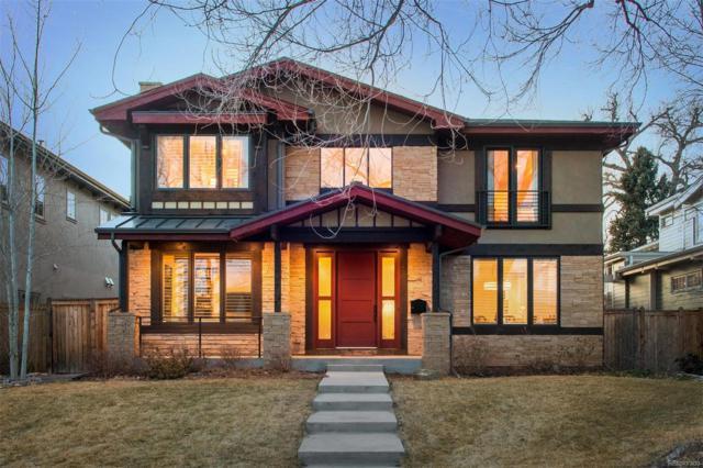 1447 S Clayton Street, Denver, CO 80210 (MLS #6457797) :: 8z Real Estate