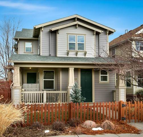8352 E 29th Place, Denver, CO 80238 (#6457881) :: The Healey Group