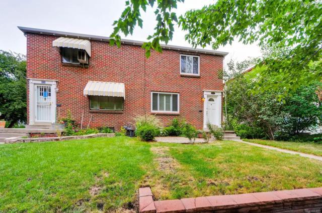 372 Monroe Street, Denver, CO 80206 (MLS #6457944) :: 8z Real Estate