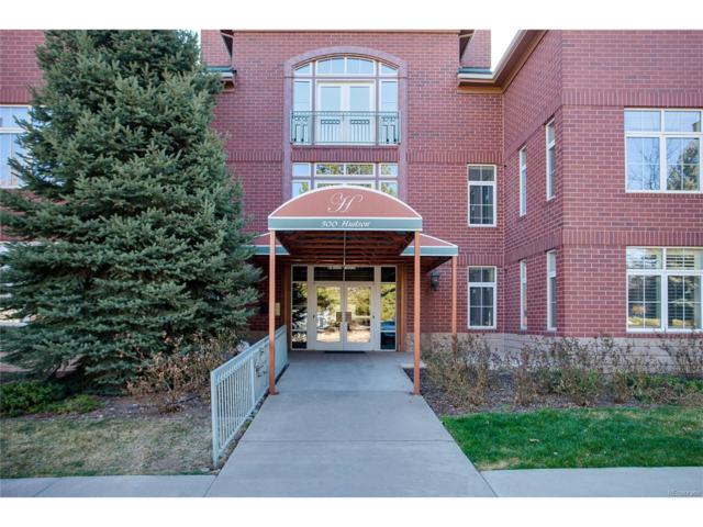 300 Hudson Street #110, Denver, CO 80220 (MLS #6457982) :: 8z Real Estate