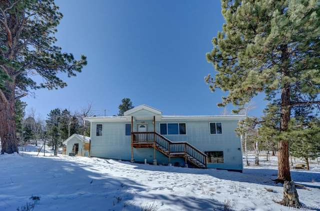 2187 Windmill Drive, Hartsel, CO 80449 (#6458156) :: Mile High Luxury Real Estate