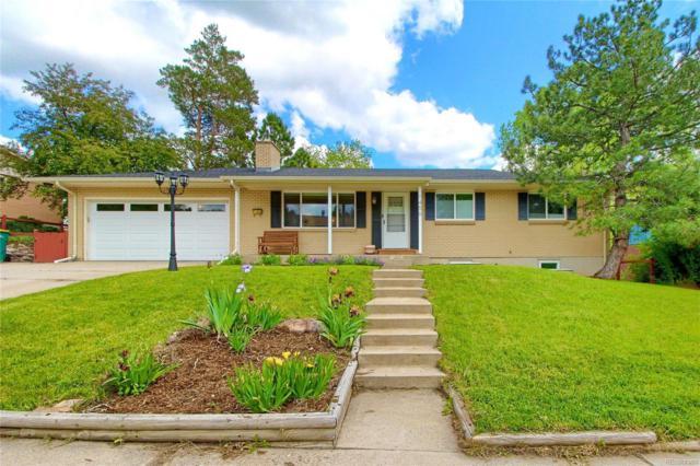 1456 S Welch Circle, Lakewood, CO 80228 (MLS #6458204) :: 8z Real Estate