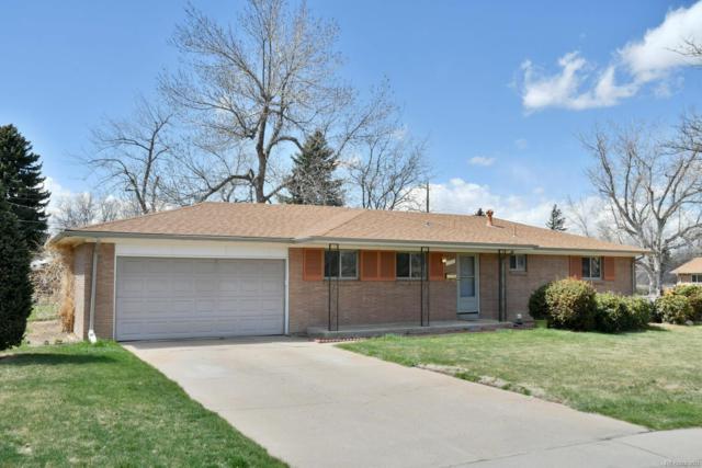 7105 S Sherman Street, Centennial, CO 80122 (#6458557) :: The Peak Properties Group