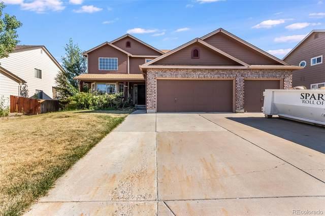 11819 E 114th Avenue, Commerce City, CO 80640 (#6458923) :: Venterra Real Estate LLC