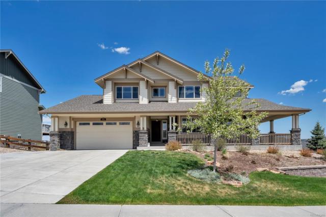 2661 Mashie Circle, Castle Rock, CO 80109 (MLS #6459306) :: 8z Real Estate