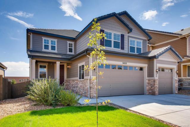 5452 E 125th Drive, Thornton, CO 80241 (#6459830) :: The Peak Properties Group