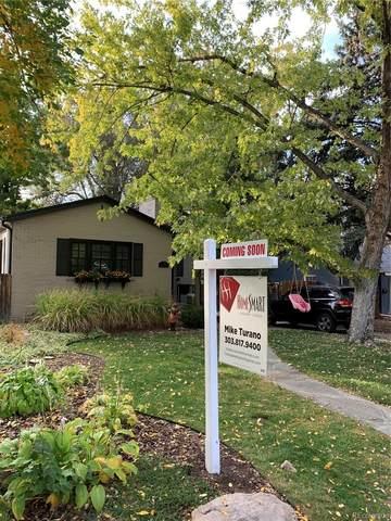 753 Cherry Street, Denver, CO 80220 (#6460211) :: Symbio Denver