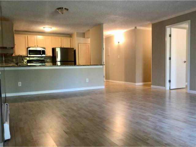 3470 S Poplar Street #205, Denver, CO 80224 (MLS #6460250) :: 8z Real Estate