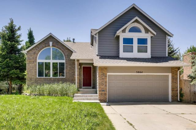 3864 W 98th Place, Westminster, CO 80031 (#6460306) :: The Healey Group