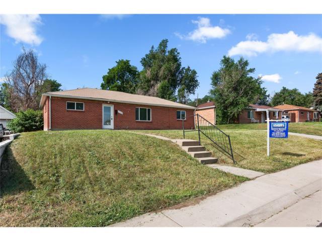 1470 Oak Place, Thornton, CO 80229 (#6460345) :: Group 46:10 - Denver