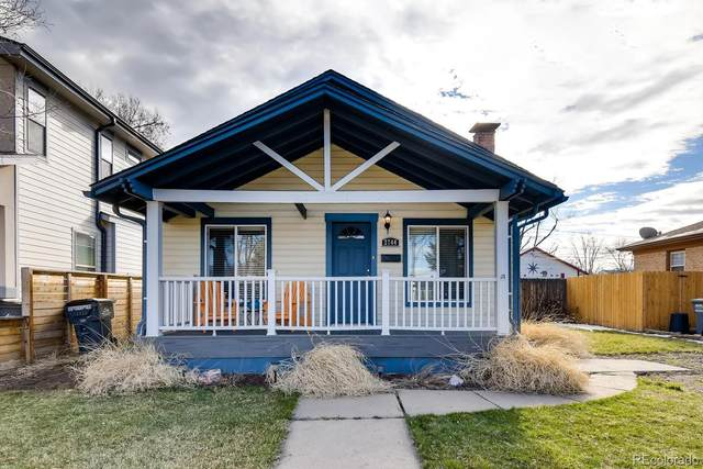 2744 S Delaware Street, Englewood, CO 80110 (MLS #6460409) :: 8z Real Estate