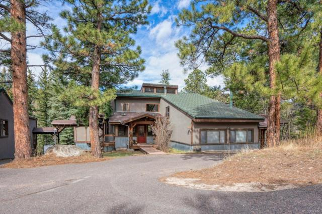 32217 Buffalo Park Road, Evergreen, CO 80439 (#6460737) :: The City and Mountains Group