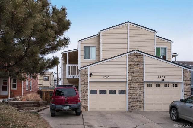 2303 W Vassar Avenue, Englewood, CO 80110 (#6460951) :: The Scott Futa Home Team