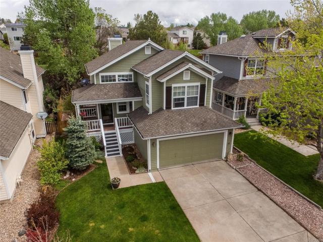 21765 Saddlebrook Drive, Parker, CO 80138 (#6461145) :: Wisdom Real Estate
