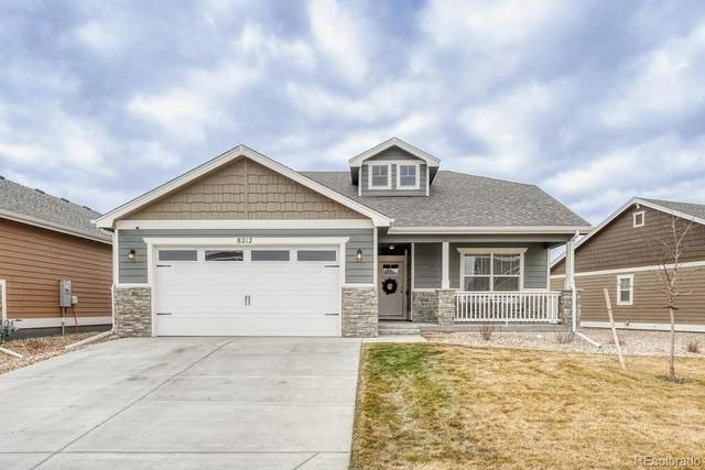8212 River Run Drive, Greeley, CO 80634 (#6461192) :: The DeGrood Team