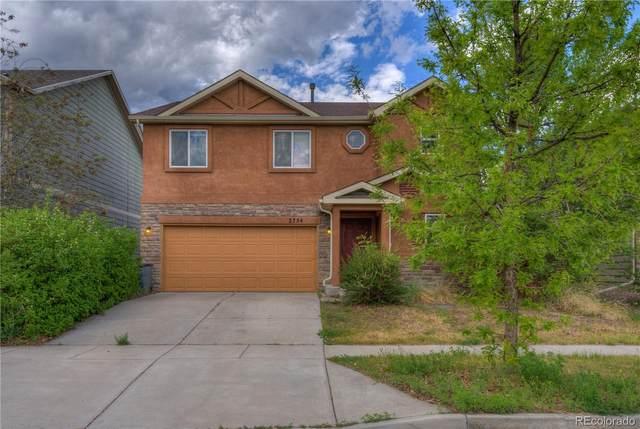 2754 Winterbourne Street, Colorado Springs, CO 80910 (MLS #6461403) :: 8z Real Estate
