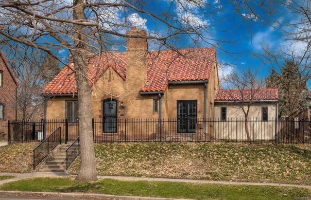 1746 Cherry Street, Denver, CO 80220 (#6461540) :: Bring Home Denver
