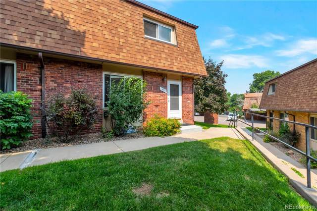 45 S Holman Way, Golden, CO 80401 (#6461744) :: Berkshire Hathaway HomeServices Innovative Real Estate