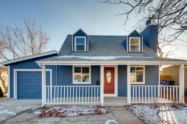 1790 W 51st Avenue, Denver, CO 80221 (#6461960) :: House Hunters Colorado