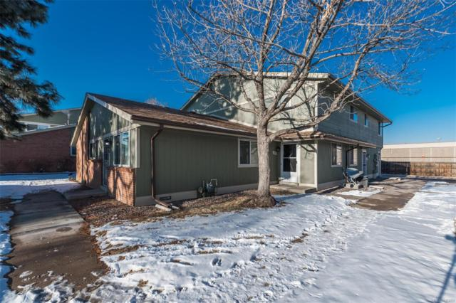 1145 S Fairplay Circle C, Aurora, CO 80012 (#6462354) :: Colorado Home Finder Realty