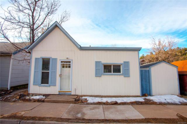 1023 Miner Street, Idaho Springs, CO 80452 (#6462524) :: Bring Home Denver with Keller Williams Downtown Realty LLC