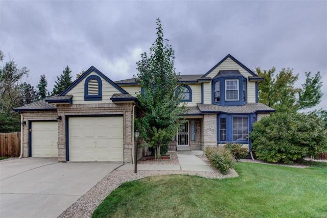 10059 Granite Hill Drive, Parker, CO 80134 (MLS #6462700) :: 8z Real Estate