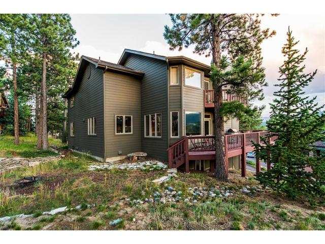 1376 Gold Mine Lane, Evergreen, CO 80439 (#6462856) :: The Sold By Simmons Team