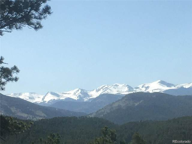 945 Nob Hill Road, Evergreen, CO 80439 (#6462882) :: The DeGrood Team