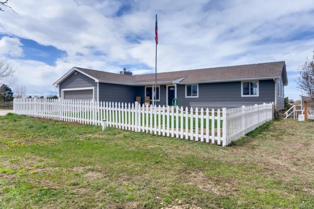 7809 Sun Country Drive, Elizabeth, CO 80107 (#6462958) :: House Hunters Colorado