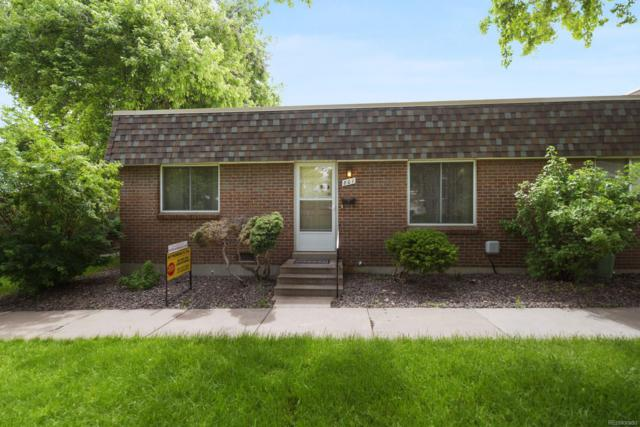 801 S Youngfield Court, Lakewood, CO 80228 (MLS #6463276) :: Kittle Real Estate