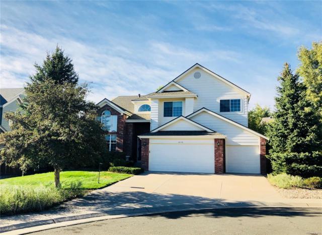 18173 E Dorado Drive, Centennial, CO 80015 (MLS #6463292) :: 8z Real Estate