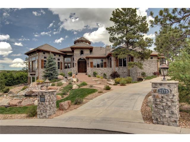 2175 Sierra Verde Court, Castle Rock, CO 80104 (MLS #6463404) :: 8z Real Estate