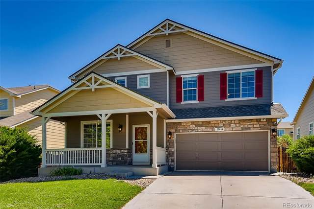 11464 Jamaica Street, Commerce City, CO 80640 (MLS #6463431) :: 8z Real Estate