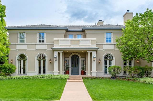 6 Gray Owl Road, Cherry Hills Village, CO 80113 (#6463440) :: The Healey Group