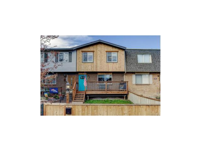 9463 W 47th Avenue, Wheat Ridge, CO 80033 (MLS #6463622) :: 8z Real Estate