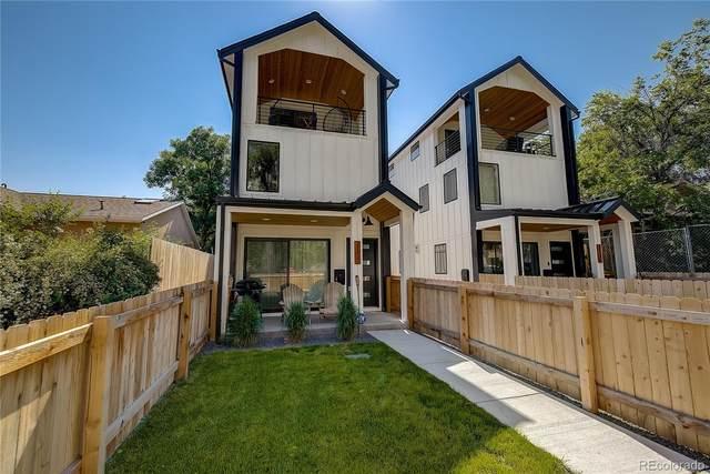 2132 S Josephine Street, Denver, CO 80210 (MLS #6463812) :: Find Colorado