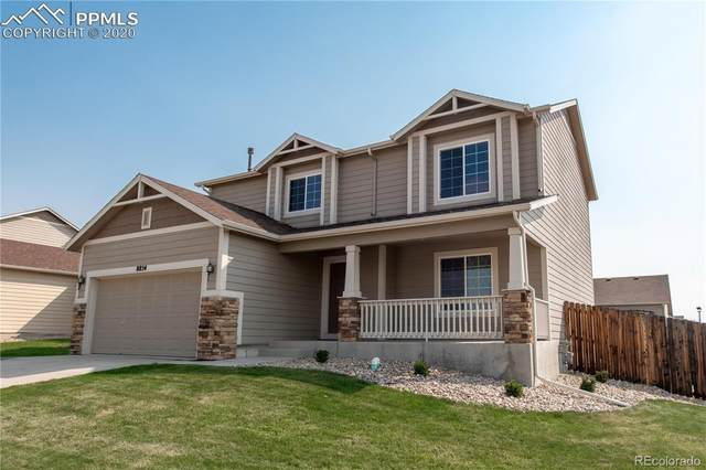 8854 Canary Circle, Colorado Springs, CO 80908 (MLS #6464142) :: 8z Real Estate
