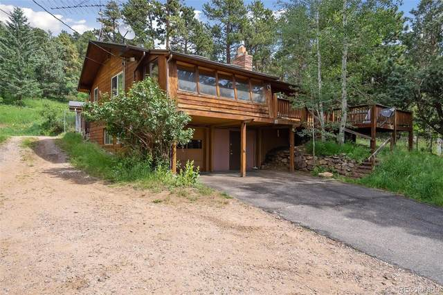 6487 High Drive, Morrison, CO 80465 (#6466172) :: The Colorado Foothills Team | Berkshire Hathaway Elevated Living Real Estate