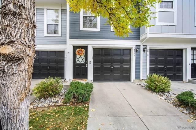12014 E Tennessee Drive, Aurora, CO 80012 (#6466196) :: Briggs American Properties